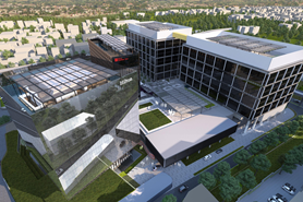 Gleeds | Cost Managing Embassy Manyata Office Park in Bangalore